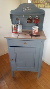 EJdesigns Coffee station front