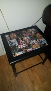 EJdesigns bord med starwars